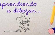Aprendiendo a Dibujar... Un Ratón