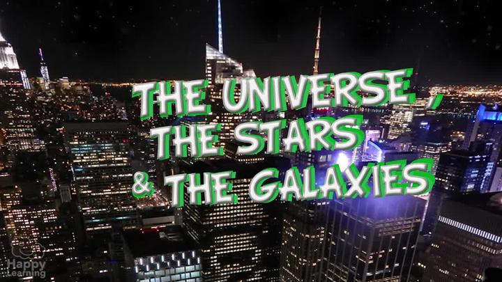 The Universe, Start and Galaxies
