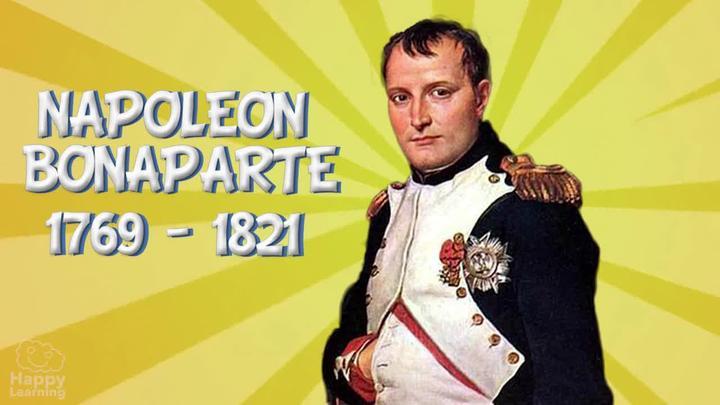 Biographies for Kids: Napoleon Bonaparte