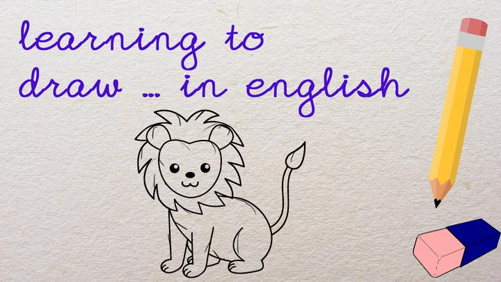 Learning to Draw... A Lion