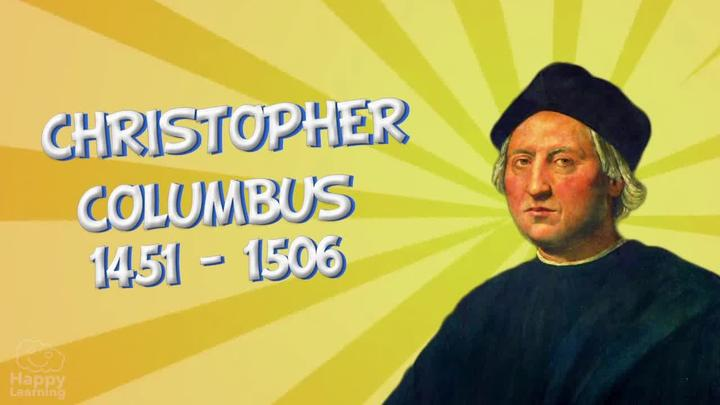 Biographies for Kids: Christopher Columbus