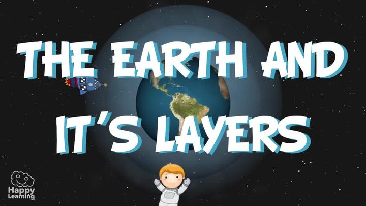 Earth and its layers