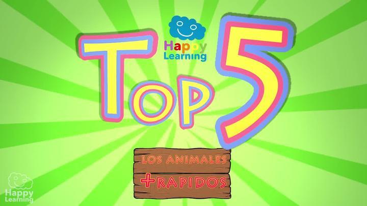 Top 5: Los Animales más Rápidos