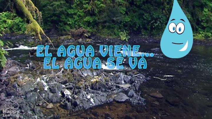 Canción: El Agua Viene, El Agua Se Va