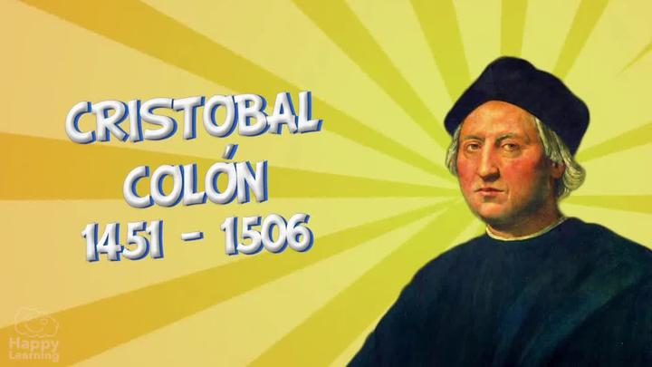 Biografías para niños: Cristobal Colón