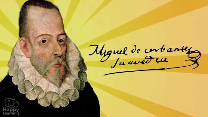 Biographies for Kids: Miguel de Cervantes