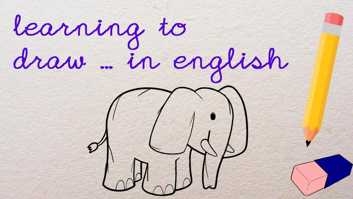 Learning to Draw... An Elephant
