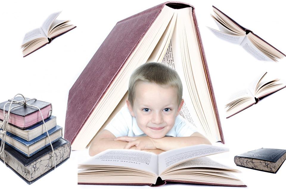 Leer y crear. La importancia de la literatura infantil