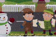 Song: We Wish you a Merry Christmas - Christmas Carols