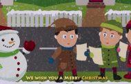 Canción: We Wish you a Merry Christmas - Villancicos en Inglés
