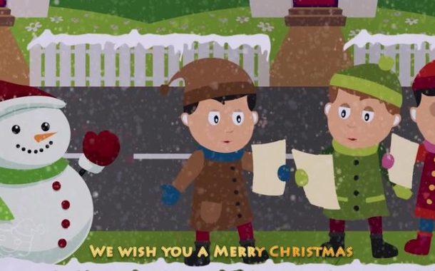 Song: We Wish you a Merry Christmas - Christmas Carols