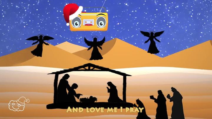 Canción: Away in a Manger - Villancicos en Inglés
