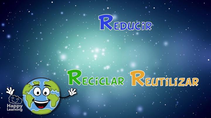 Reducir, Reutilizar y Reciclar para vivir en un mundo mejor