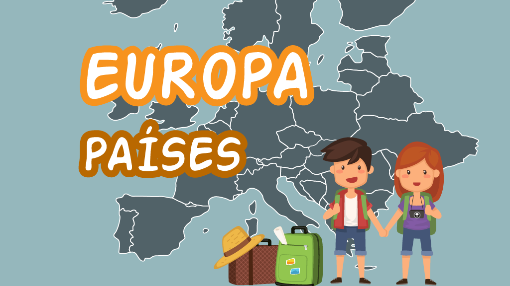 Puzzle: Países de Europa