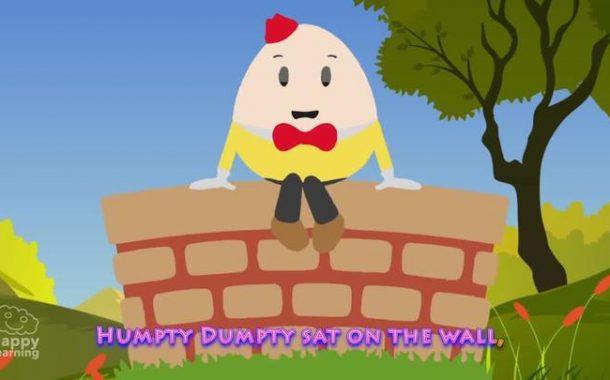 Song: Humpty Dumpty