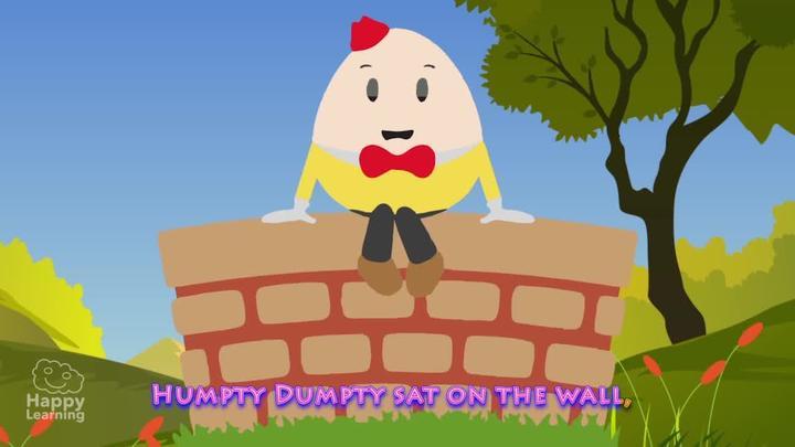 Canción: Humpty Dumpty (Karaoke)