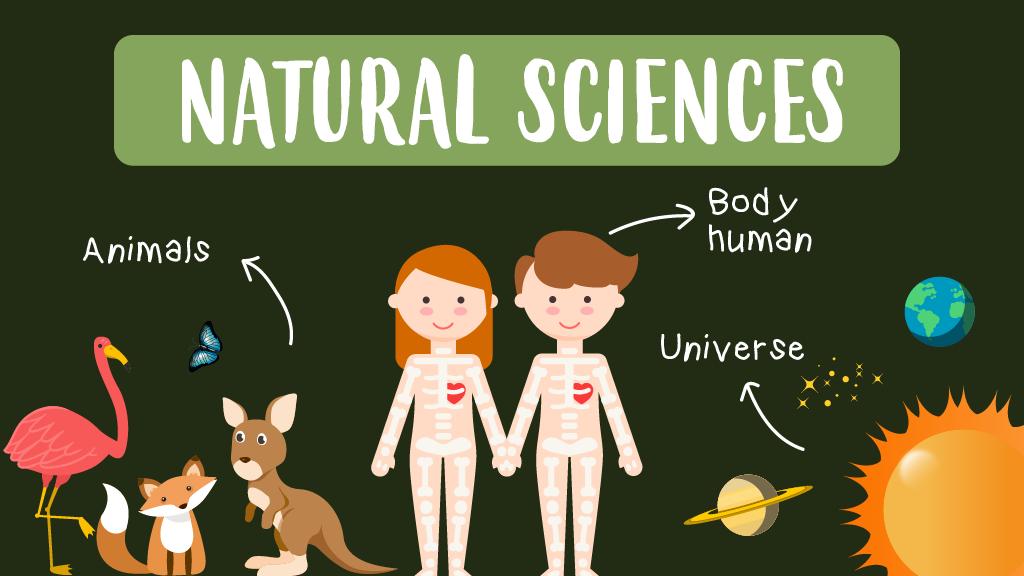 Natural Sciences games for kids