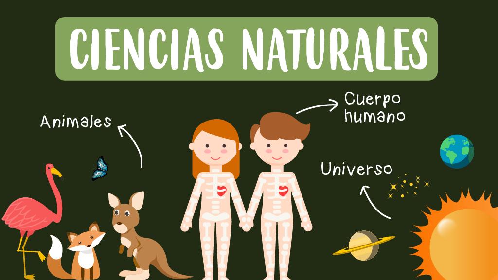 Juegos de ciencias naturales para niños