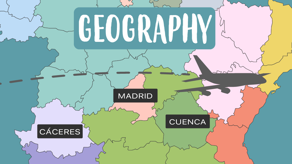 Geograpgy games for kids