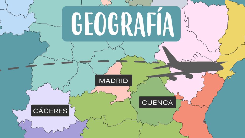 Juegos de geografía