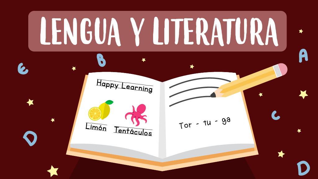Juegos de lengua y literatura para niños