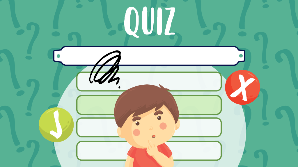 Quizzes para niños
