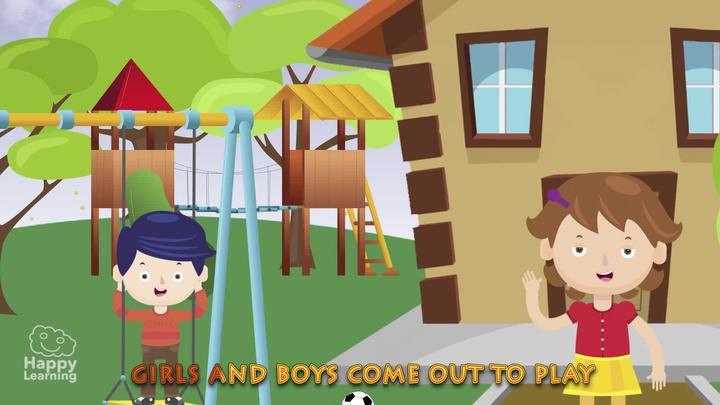 Canción: Girls and Boys (Karaoke)