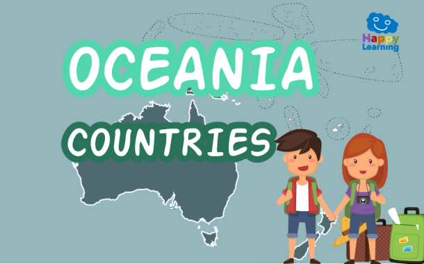 Puzzle: Countries of Oceania