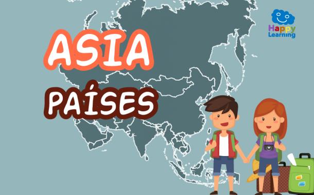 Puzzle: Países de Asia