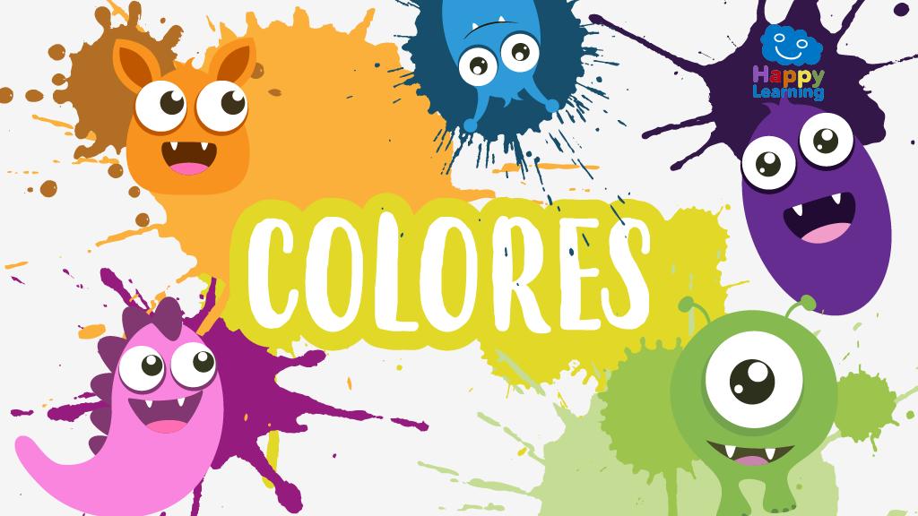 Sopa de Letras: Los Colores