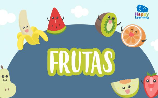 Sopa de Letras: Las Frutas