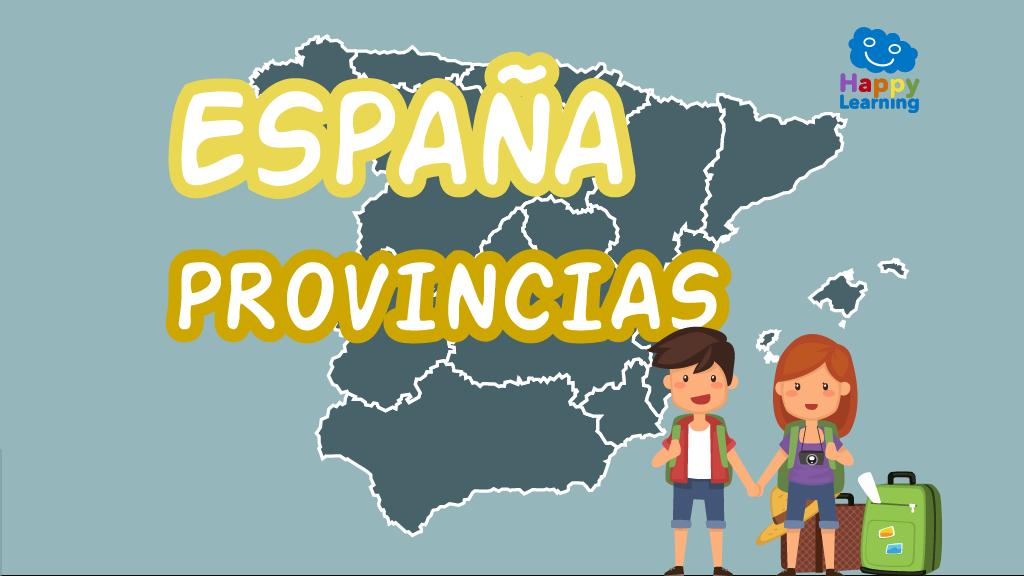 Puzzle: Provincias de España