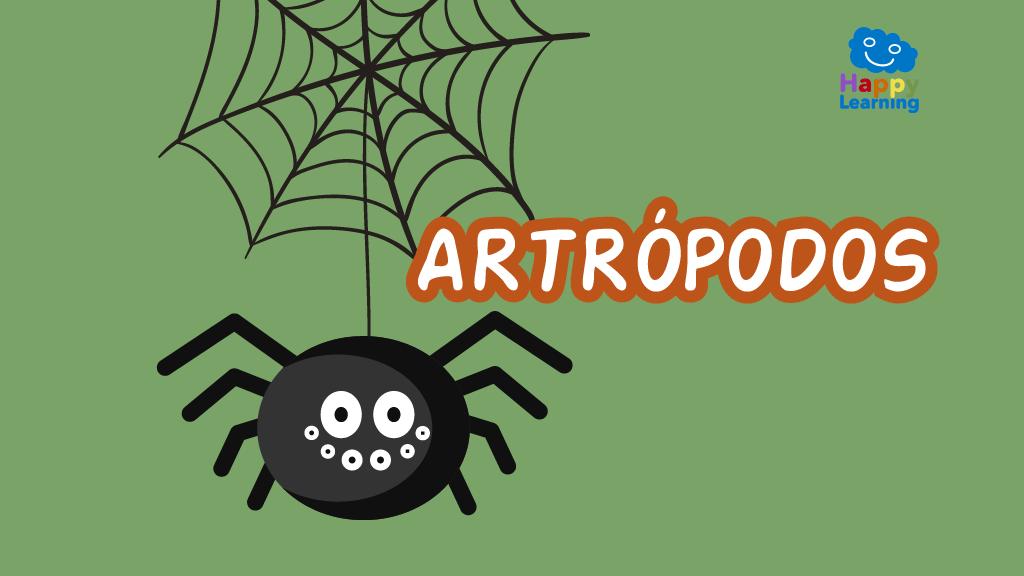 Quiz: Los Artrópodos