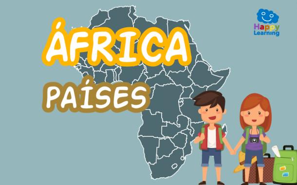 Puzzle: Países de África
