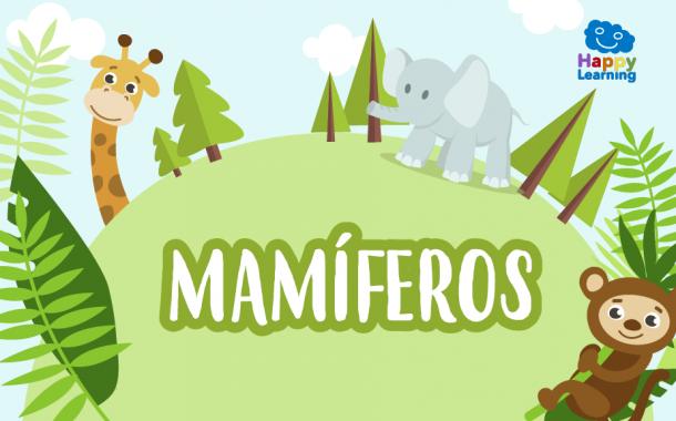 Sopa de Letras: Los Mamíferos