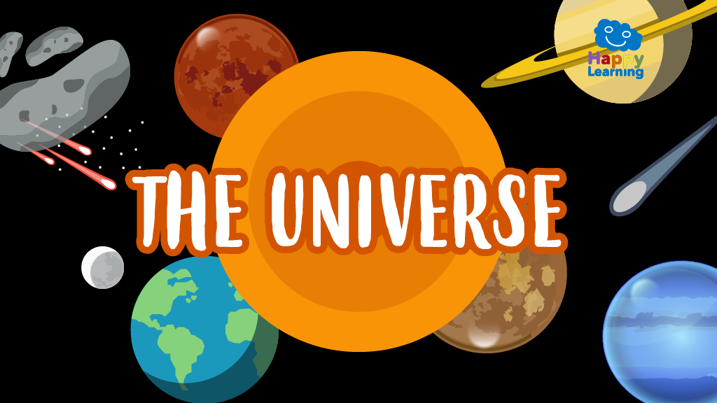 Word Search: The Universe