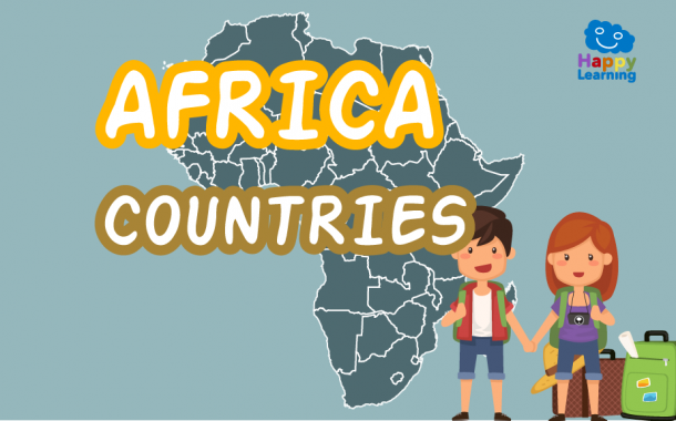 Puzzle: Countries of Africa
