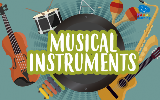 Word Search: Musical Instruments