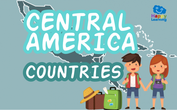 Puzzle: Countries of Central America