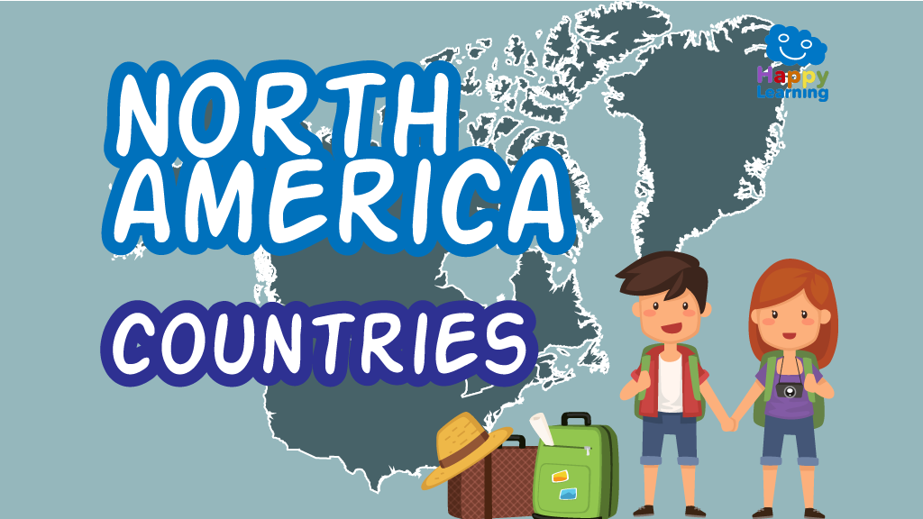 Puzzle: Countries of North America