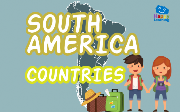 Puzzle: Countries of South America