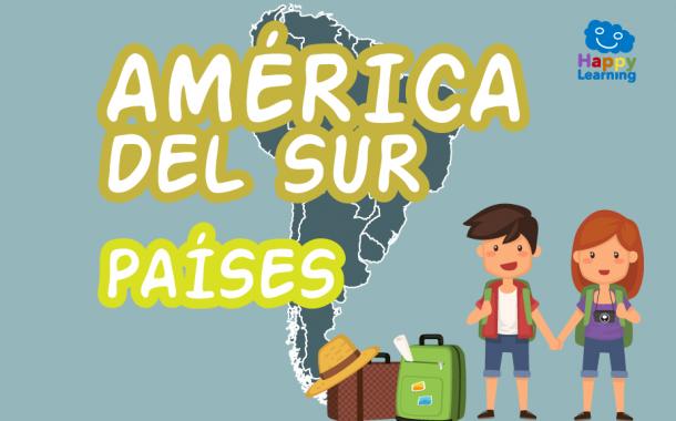 Puzzle: Países de América del Sur