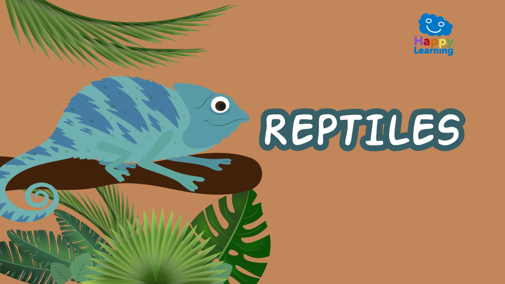 Quiz: The Reptiles
