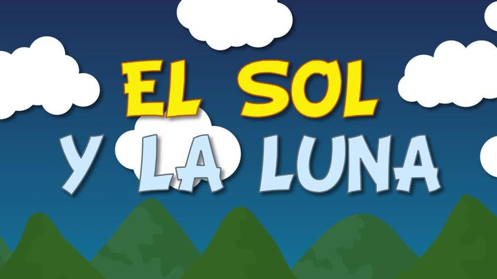 Song: Sol y Luna (Spanish)