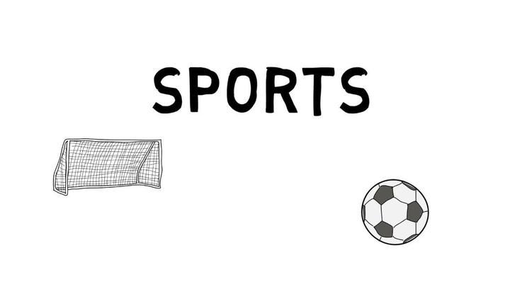 Mis Primeras Palabras en Inglés: Deportes para Niños