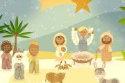 Canción: Jesús en pesebre - Villancicos
