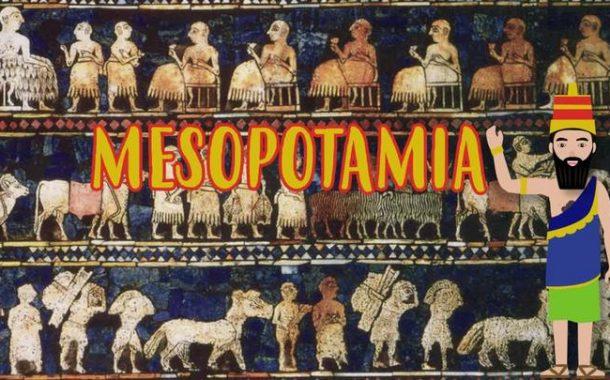 Mesopotamia. Una civilización entre dos ríos.