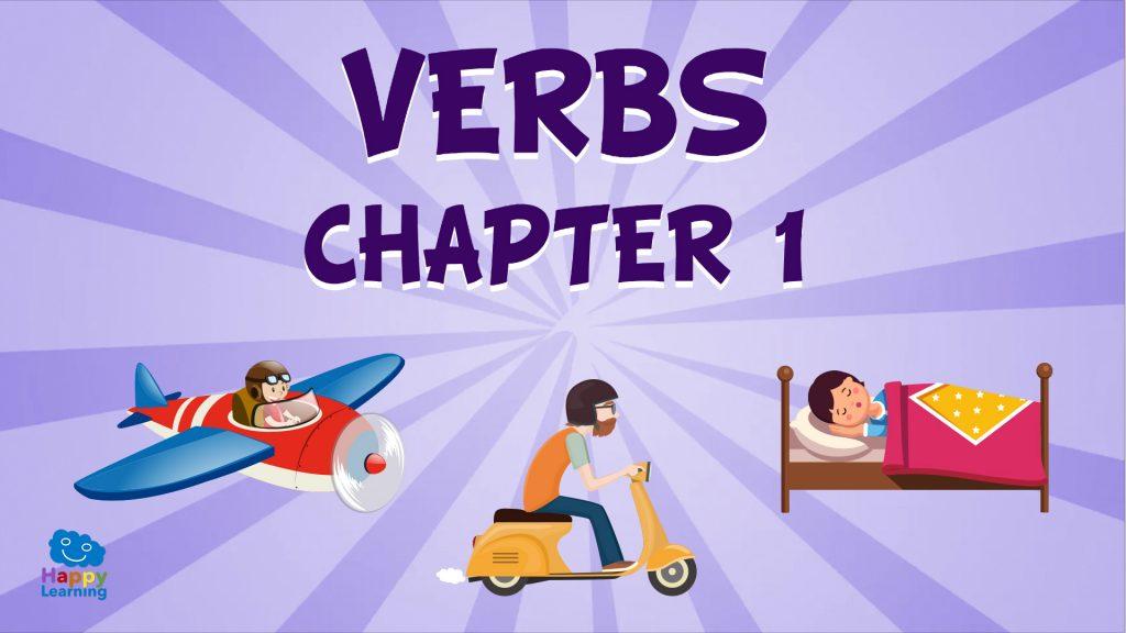 Vocabulario de los verbos en ingles 1
