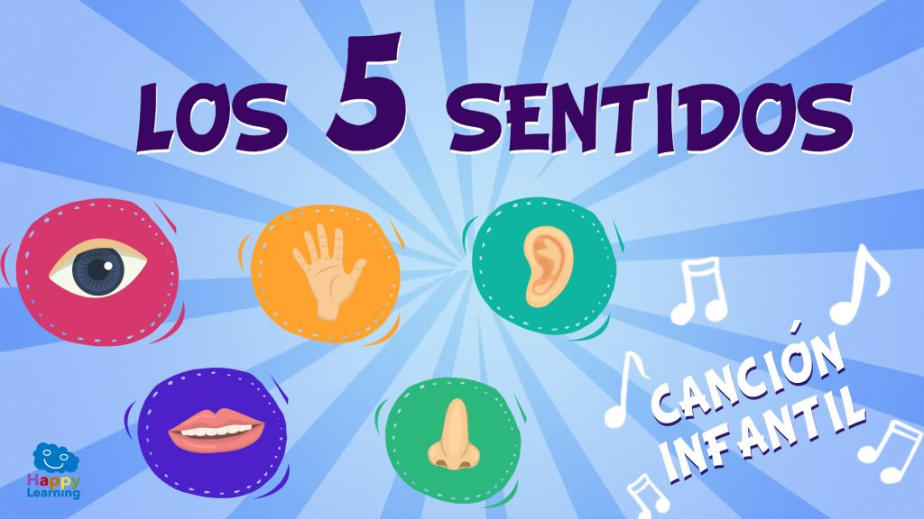 Canción de los 5 sentidos (karaoke)