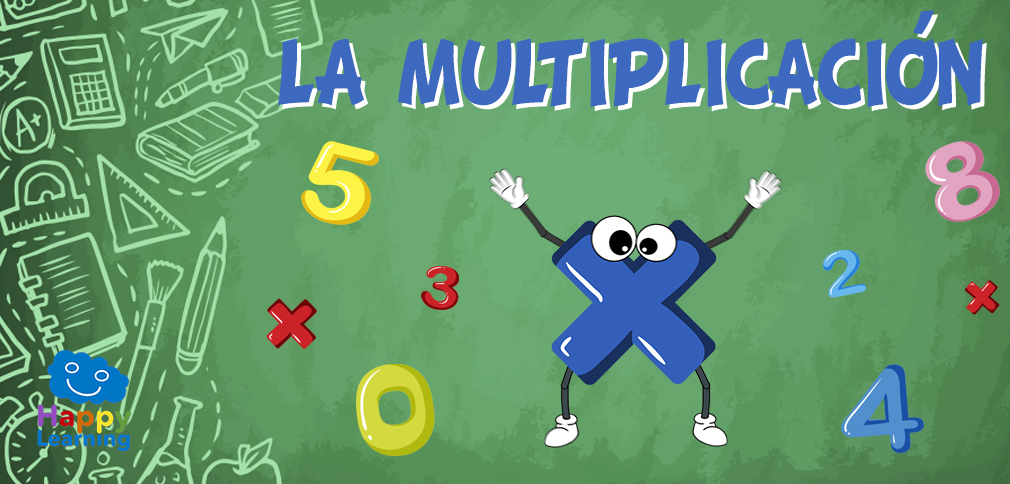 Aprendiendo a multiplicar: la Multiplicación
